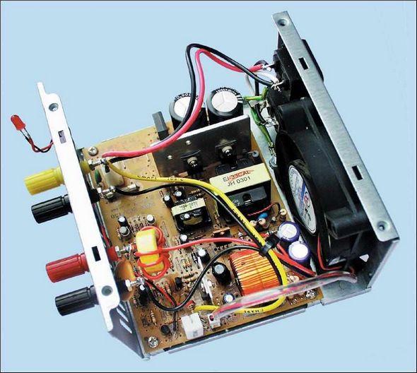 valve-amp-power-supply