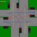 89C51RC2 PLCC ile Trafik Sinyalizasyonu
