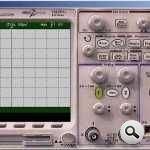 Agilent Teknoloji 54622D osiloskop
