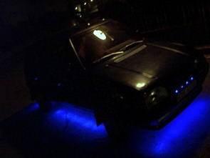 Araba için Neon Led Devreleri