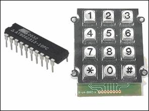 Atmel AT90S2313 Hakkında ve Şifreli Kilit Uygulaması