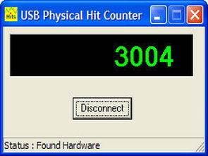 ATtiny25 Delphi ile Usb Kontrollü Sayıcı (Hit Counter)