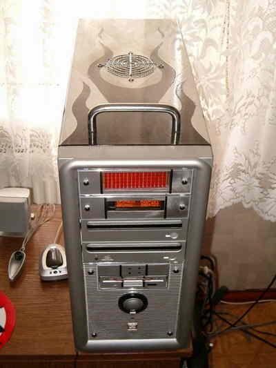 PC Controlled AT90S2313  Led Animation Circuit led animator pc kasada