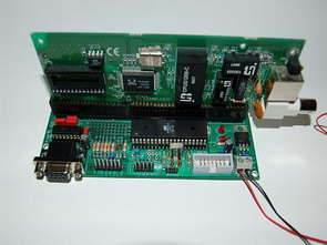 RTL8019AS ve ATMega103 ile Web Server