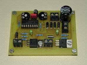 TL494 ile Pwm Mosfetli Motor Kontrol