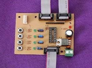 Microchip 18 Pin PIC Mạch kiểm tra đơn giản