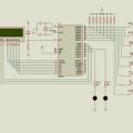 AT89S52 Lcd Kullanarak Tarih Saat Uygulaması