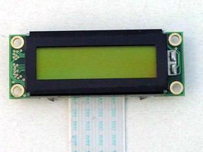 2X16 Lcd Göstergeli Dijital Saat ve Termometre
