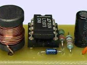 LT1073 1.5V 5V 3V 9V DCDC Konvertör