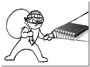 Hırsız Alarm Sitemleri ve PIC16C54 ile Alarm Devresi