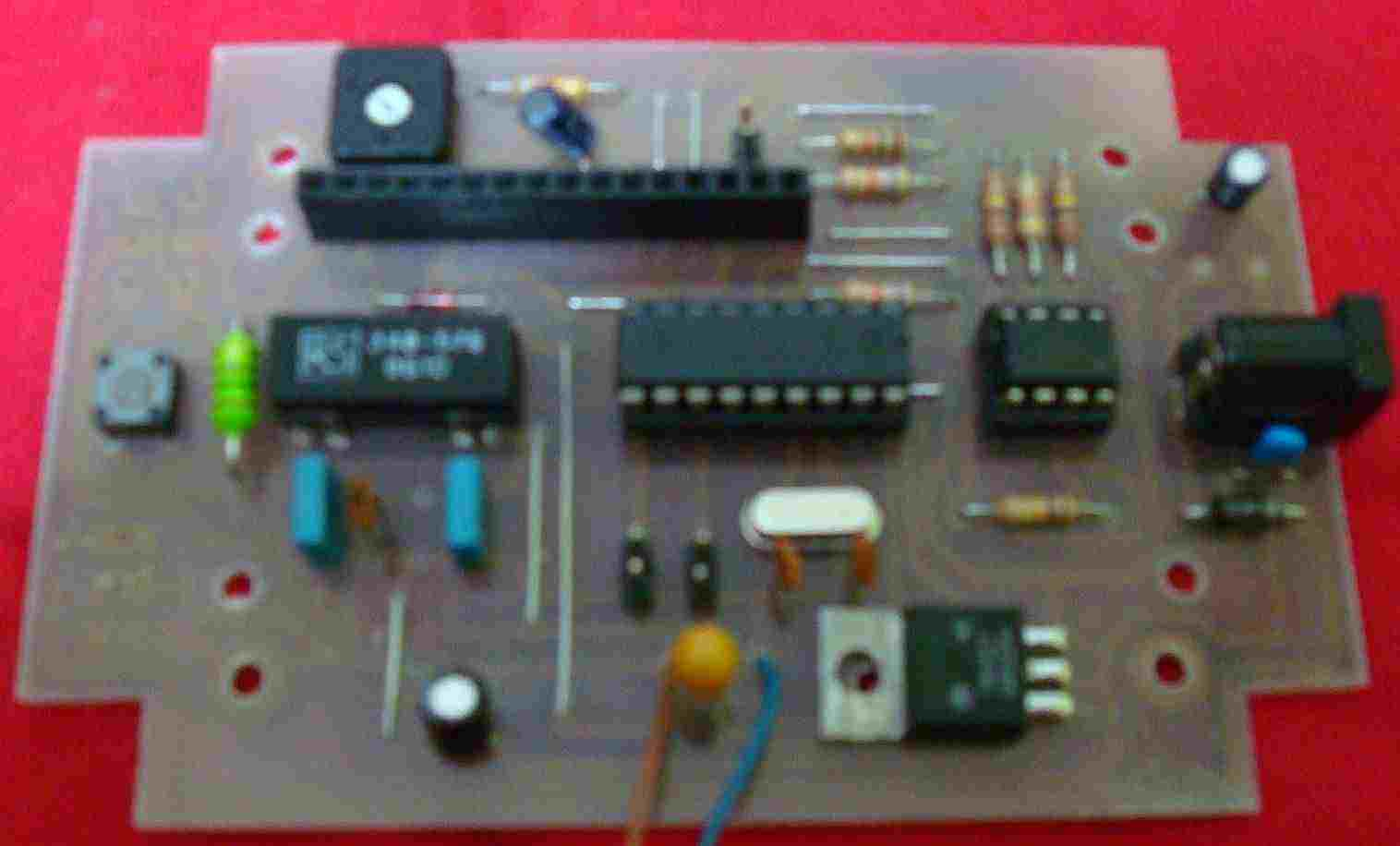 Pic16f84 Lcd Display Lc Meter