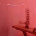PIC16F84 Lazer Diyot Matrisli Kayan Yazı Projesi