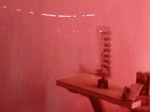 Dự án viết nổi bằng laser Diode Laser PIC16F84