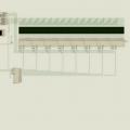 PIC16F88 128X8 PC Kontrol Kayan Yazı CCS C ile