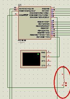 pic16f88 ccs c kayan yazi panosu 128x8 display eeprom