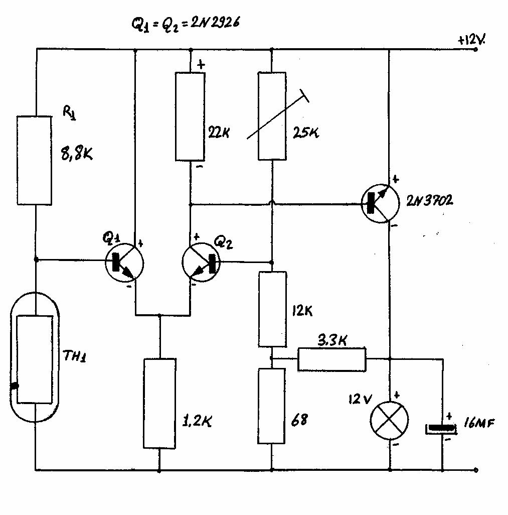 Hrsz Alarm Sitemleri Ve Pic16c54 Ile Devresi Elektronik 220 Volt Led Src Besleme Transistorl Is Bildirici Devre