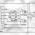 12V  to 230V DC AC Inverter Circuit 12v 230v 50hz 60hz invertor 120x120