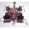 Bugs Robot with TTL bacak robot 120x120