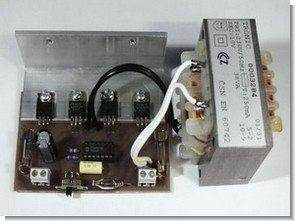 Basit Volt Volt Inverter Devresi on Dc To Ac Power Inverter Circuit Diagram