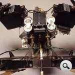 Bugs Robot with TTL bocek robo motorlar 150x150