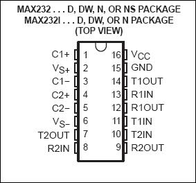 max-232-entegresi-baglanti-uc-semasi
