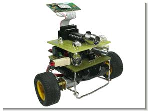 Robot điều khiển bằng Bluetooth với MC9S08QG8