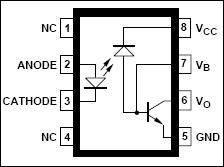 diode optocoupler