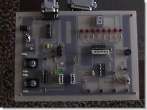 PIC 16F84 için Programlama ve Deneme Devresi