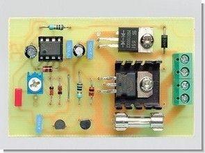 555 Timer Pwm 12Volt 50Watt Motor Lamba kontrol