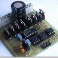 CD4094B 6N135 İzole Unipolar Step Motor Sürücü
