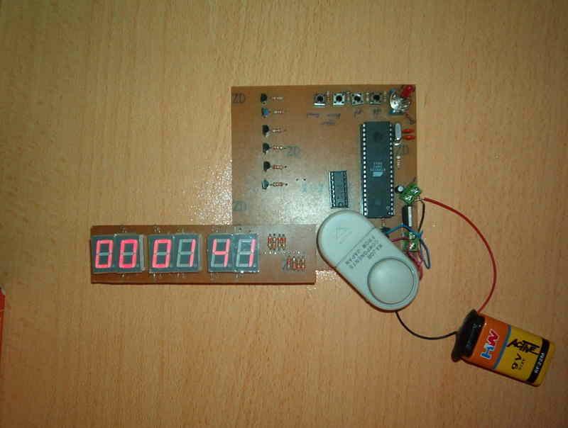 Triac Trigger Circuit