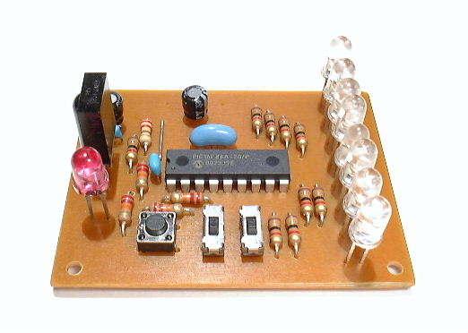 Karışık Microchip PIC Projeleri PIC12 PIC16 PIC18 | Elektronik