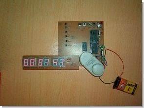 89C51 7 Segment Display Kullanarak Sayısal Saat