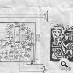 TDA7000 FM Radio Circuit afili alici pcb 150x150