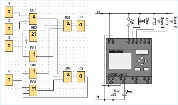 buton-kontaktorlerin-plc-baglantisi