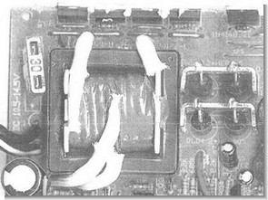 Dc 12V Ac 220V Sinüs İnverter SG3525 Ferit Trafo