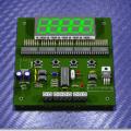 PIC16F628 74HC595 Sayıcı Devresi CCS C