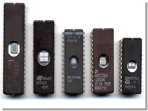 IC Yarı iletken Hafızalar Hakkında Eprom Eeprom