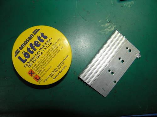 Aluminum Soldering Method lotfett lehim pastasi sogutucu