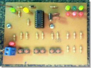 Mikrodenetleyici İle Tek Hat Seri İletişim (PIC16F84)