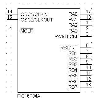 pic16f84-mikrokontrolorunun-sembolu