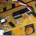 PIC16F876 Roland DG CMU-800 Midi Modifikasyonu