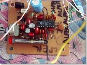 TDA7000 ile FM Alıcı Devresi