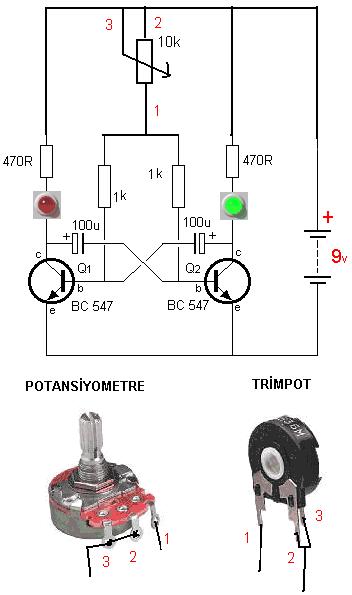 transistor-flip-flop_potans-trimpot