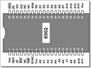 6502 Mikroişlemcisi Hakkında Türkçe Bilgi