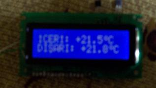 Car Thermometer Project  PicBasic Pro DS18B20  PIC16F628 arac ic dis termometre picbasic pro