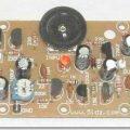 Basit Transistörlü Mono Amplifikatör