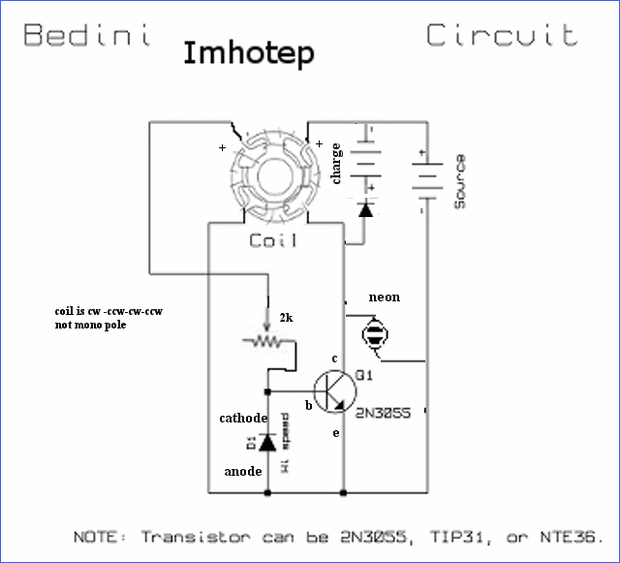 This is revised schematic with more details. (this is not a bendini monopole motor ssg).  Join Date: Apr 2008...