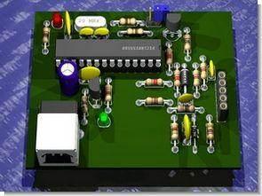Brenner 9 pic18f pic24 ve dspic33f usb programlayıcı