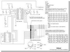 PIC 16F84 ile bilgisayar ps2 klavye emülatörü